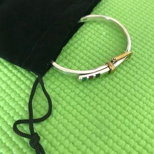Jewelry - Silver Buckle Bracelet